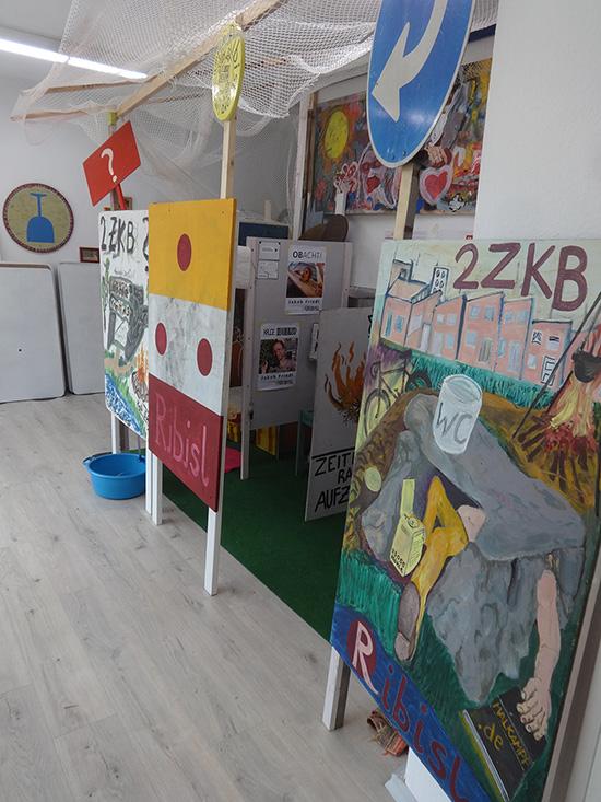 2ZKB -Höhle Burgweinting